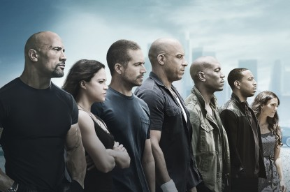 Furious, Furious 7, Fast and the Furious, HD, 2K, 4K