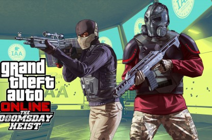 Grand, Grand Theft Auto V, The Doomsday Heist, DLC, PS4, Xbox One, HD, 2K, 4K
