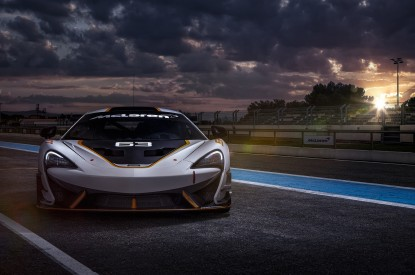 McLaren, McLaren 650S GT3, Race car, HD, 2K