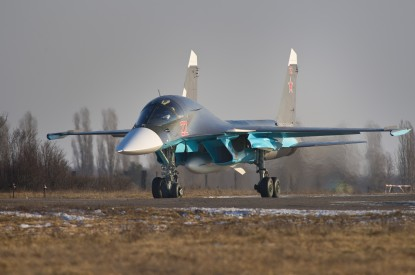 Sukhoi, Sukhoi Su-34, Russian, Fighter bomber, Strike fighter, HD, 2K