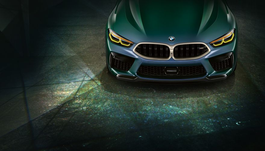 BMW, BMW M8 Gran Coupe First Edition, 2020, HD, 2K, 4K, 5K