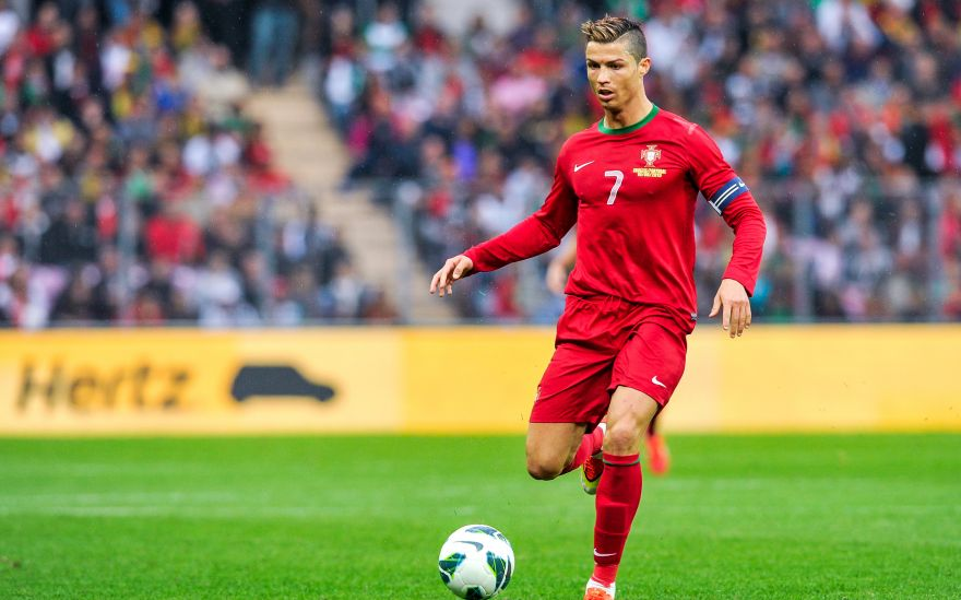 Cristiano, Cristiano Ronaldo, Portugal, Football player, HD, 2K