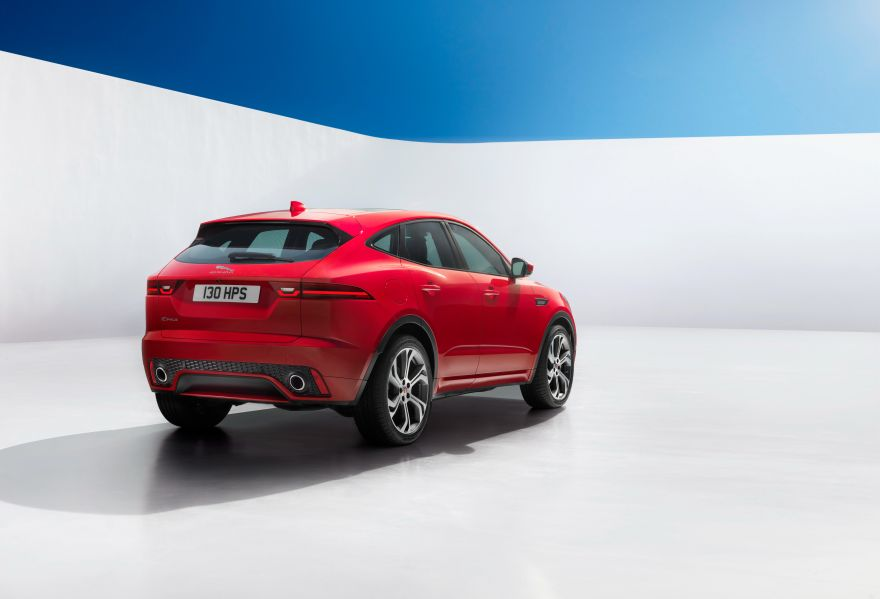 Jaguar, Jaguar E-Pace, R-Dynamic, First Edition, SUV, 2018, HD, 2K, 4K