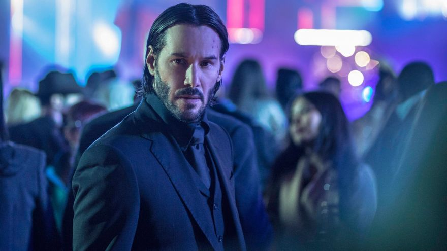 Keanu, Keanu Reeves, John Wick: Chapter Two, HD, 2K