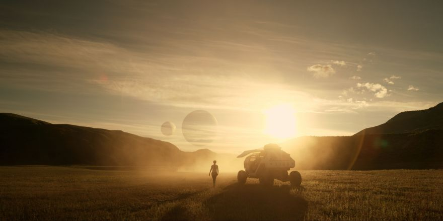 Lost, Lost in Space, Adventure, Sci-Fi, Season 1, 2018, HD, 2K, 4K