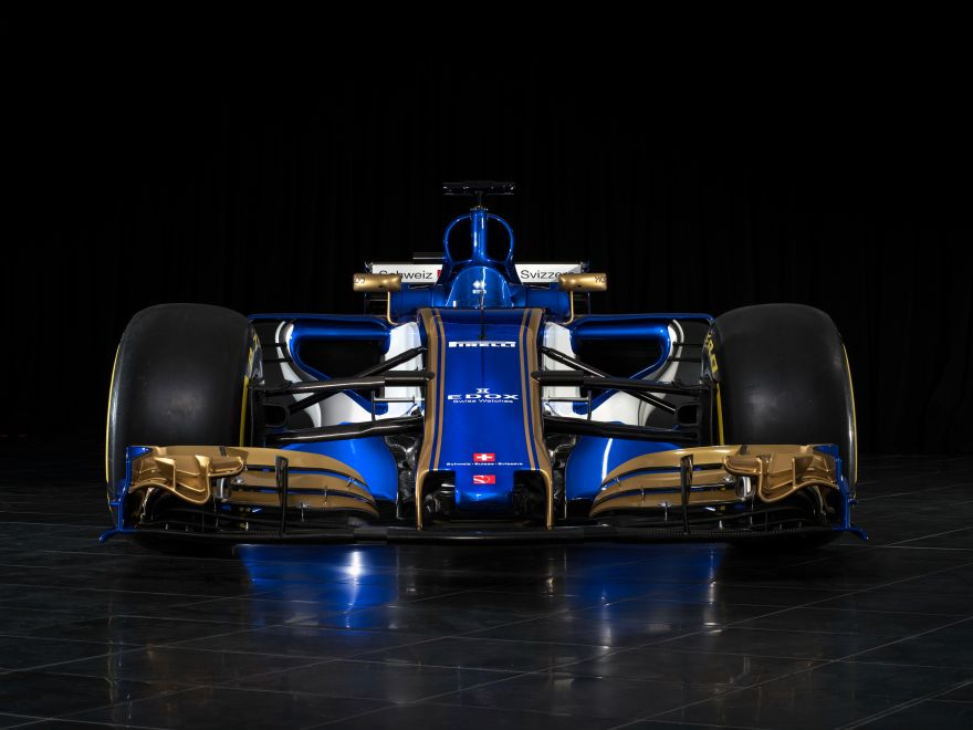 Sauber, Sauber C36, Formula One, Racing car, 2017, HD, 2K, 4K